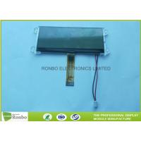 Lightweight 240x64 Monochrome Lcd Display Custom Made With White LED Backlight