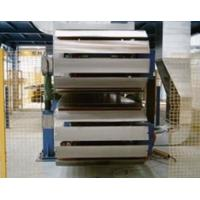 China Color Steel Plate Sandwich Panel Making Machine , Continuous Polyurethane Foam Machine on sale