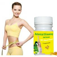 Quality Botanical Slimming gold version capsule 100% Original softgel Weight Loss Supplements for sale