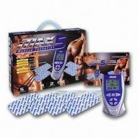 Quality High-quality Slimming Appliance with Four Electrode Pads, Operated by 3 x AAA 1.5V Batteries for sale