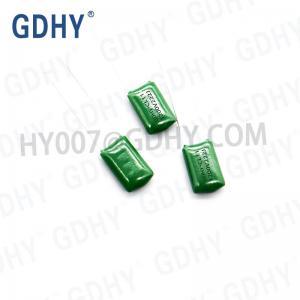 Quality 0.0022UF 1200V Polyester Film Capacitor CL11 1200V222J for sale