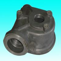 Quality OEM Die Casting Hydraulic Pump Parts For Industrial Recycle Aluminum Component for sale