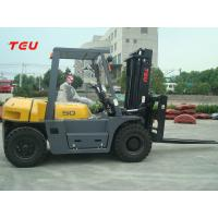 Quality brand new 5.0 ton diesel forklift truck VS Toyota 5 ton diesel forklift TCM 5 ton diesel forklift price for sale
