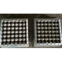 Quality Recycled Pulp Egg Tray Mold With 30 Cells , CNC Processing Paper Egg Crate Dies for sale