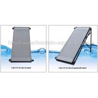 Quality Rigid Inground Swimming Pool Heaters With Solar Controller 1.6m X 0.7m X 0.07m for sale