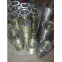 Buy Metal Spiral Wound Corrugated Gasket 1/8'' - 36'' For Aerospace Industry at wholesale prices
