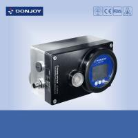 China DC 24V Power intelligent valve positioner Square model Feature for 1 Inch Ball Valve on sale