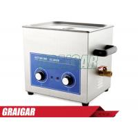 Quality 10L Ultrasonic Cleaning Equipment Ultrasonic Cleaner Machine with Timer and Heating Device for sale