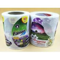 Quality Direct Thermal PVC Self Adhesive Labels , Custom Adhesive Kiss Cut Stickers for sale