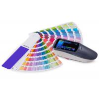 Quality CIE LAB Color Matching Spectrophotometer LED Light For Color Control In White for sale