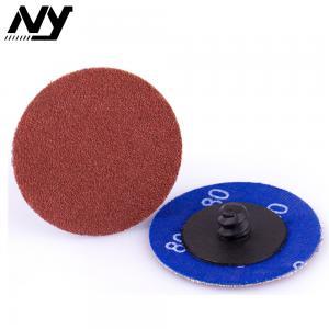 Quality Aluminum Oxide Quick Change Disc Type R  Surface Condition  Economical Fracture Resistant for sale