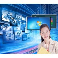Quality 84 Inch 10 points sensitive touch screen monitor/samrt large touch Pc  with factory price for sale