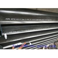 Quality TOBO ASMEB16.9 SCH10 Round API Carbon Steel Pipe ASTM A106 API5L ISO 9001 for sale