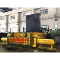 Quality Hydraulic Scrap Metal Baler :  Y81F - 400 with Double Main Cylinders  Made in China for sale