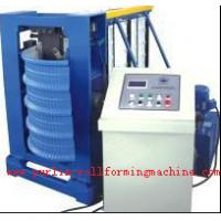 Quality Glazed Roof Panel / Tile Cold Arch Bending Machine With PLC Control System 1000mm Feeding Width for sale
