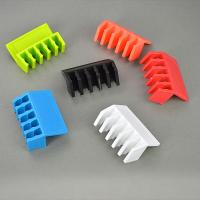 Buy Orange Households Products Cable Drop Clip Plastic Cord Divider For USB Line at wholesale prices