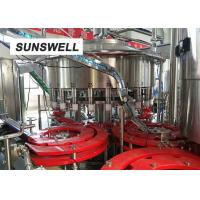 Quality Aluminum Automatic Liquid Filling Sealing Machine Fabricated Of  Stainless Steel for sale