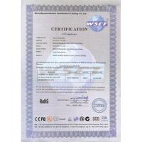 HEFEI HUMANTEK. CO., LTD. Certifications