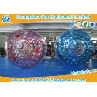 Quality Deodorant Walking Roller Inflatable Aqua  Water Roller Zorb Inflatable Water Roller For Fun for sale