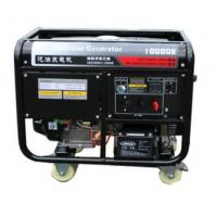Electric 10kva 15kva Portable Gasoline Generator Mobile Two Cylinders 3000rpm for sale