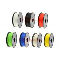 Quality 1.75 ABS 3D Printer Materials Filament , 28 Colors 1kg Spool for sale