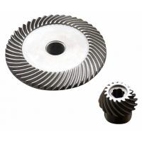 Quality Spiral bevel gear and bevel gear shaft for sale