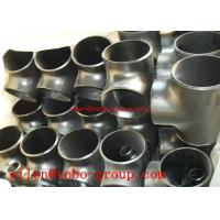 Quality ASTM A815 WPS32550 straight tee for sale