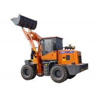 Quality Durable 1600kg Compact Articulated Wheel Loader / Small Front End Loader 930 for sale