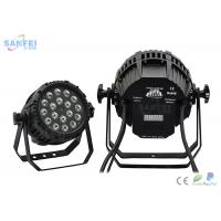 Quality 18 * 10W IP65 Led Zoom Par Stage Light / Outdoor Event Light 2 Years Warranty for sale