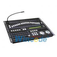 Quality Dmx512 Led Controller With 62 Intelligent Fixtures , Dj Light Controller For Night Club for sale