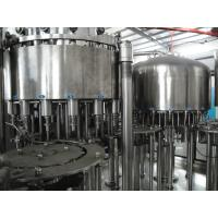 Quality 4 in 1 non-carbonated juice Pulp Piston Filling  Machine for sale