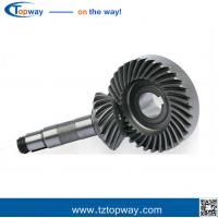 Quality High Quality Material Precision Custom nonstandard carburizing steel spiral bevel gear for sale