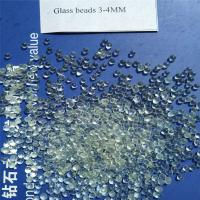 China Wholesale high roundness glass beads for toy stuffing on sale