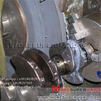 Quality Conventional Crankshaft Grinding Wheel  Alisa@moresuperhard.com for sale