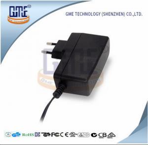 Quality EU Plug 350Ma Constant Current Driver For LED , Constant Current Constant Voltage Power Supply for sale