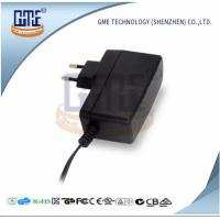 Buy EU Plug 350Ma Constant Current Driver For LED , Constant Current Constant Voltage Power Supply at wholesale prices