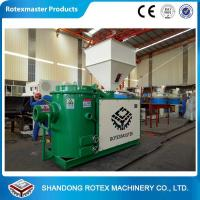 Quality Two ton boiler use industrial biomass pellet burner supply 1200000kcal energy for sale