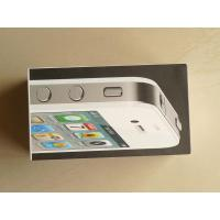 China Customized White Board Mobile Phone Packaging Box Printing With CMKY 4 Color on sale