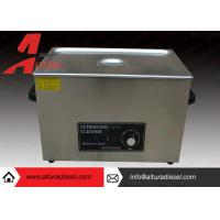 Buy cheap Low Frequency Ultrasonic Wash Tank 20000ml 500 × 295 × 150mm from wholesalers