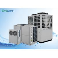 Quality CE Approve Low Temperature House Heat Pump With Hydrophilic Aluminium Fin for sale
