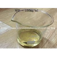 Quality Yellow Liquid Durabolin Injectable Anabolic Steroids Nandrolone Phenylpropionate 150mg/ml for sale