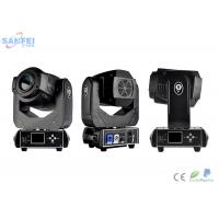 Quality 50Hz 90W Spot Moving Head Light for night club / 9 Colors and 8 gobos for sale