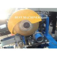 Buy Downpipe / Down Spout Roll Forming Machine Automatic PLC Control at wholesale prices