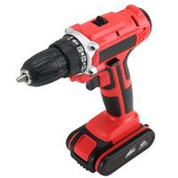 China 20V 12V lithium ion battery operated cordless power drill for sale