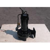 Quality Commercial Rigid Sewage Pump Single Stage With Teco Motor High Performance for sale