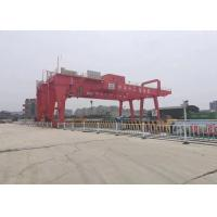 China Warehouse Material Lifting Motorized Travelling 5 ton Gantry Crane on sale