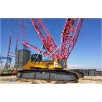 Quality Sany Used Crawler Crane 75 Tons Capacity / Used Caterpillar Machine Made In China for sale