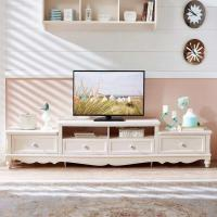 Buy cheap Fashionable Wood Corner TV Cabinet , Elegant Design TV Stand Wooden Furniture from wholesalers