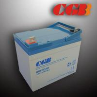 Quality Rechargeable High Rate Discharge Battery HR12135W 12V33AH For UPS EPS Application for sale