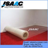 China Low Slip Carpet Protector Film for sale